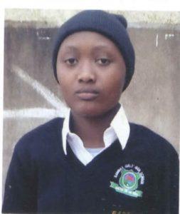 Mary Mumbi Kinyua - Kambaa Girls High School